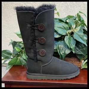 UGG Bailey Tall 3 Button Boots